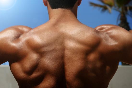Rutina para aumentar espalda